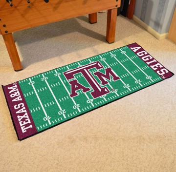 Picture of Texas A&M Football Field Runner