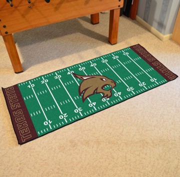 Picture of Texas State Football Field Runner