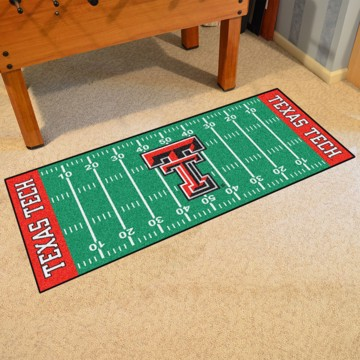Picture of Texas Tech Football Field Runner