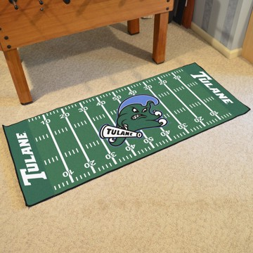 Picture of Tulane Football Field Runner