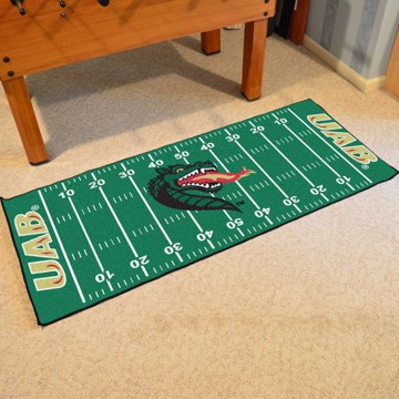 Picture of UAB Football Field Runner