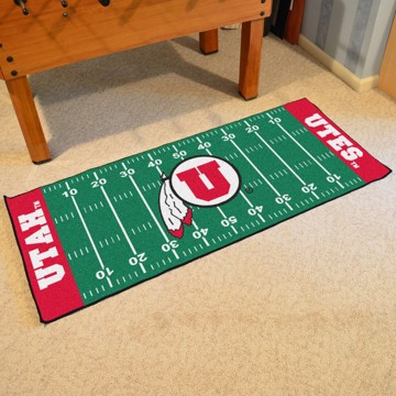 Picture of Utah Football Field Runner