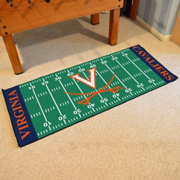 Picture of Virginia Football Field Runner