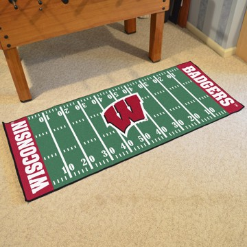 Picture of Wisconsin Football Field Runner