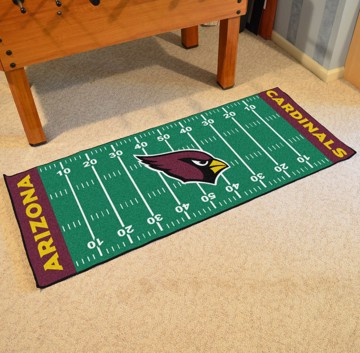 Picture of NFL - Arizona Cardinals Football Field Runner