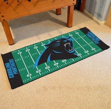 Picture of NFL - Carolina Panthers Football Field Runner