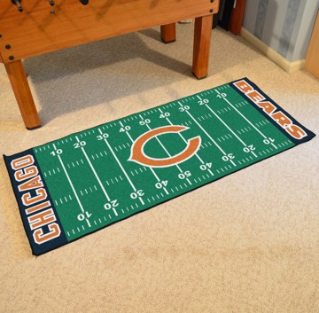 Picture of NFL - Chicago Bears Football Field Runner