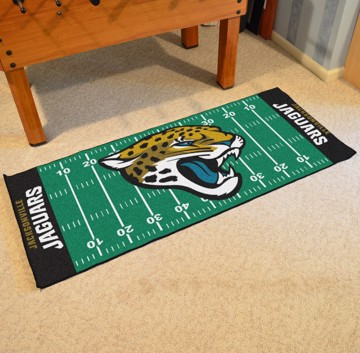 Picture of NFL - Jacksonville Jaguars Football Field Runner