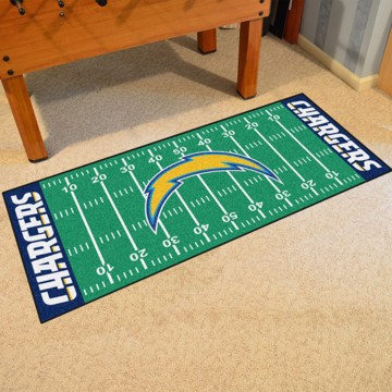 Picture of NFL - Los Angeles Chargers Football Field Runner