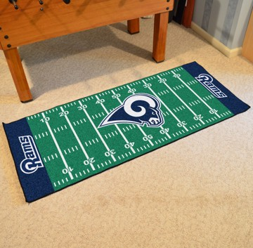 Picture of NFL - Los Angeles Rams Football Field Runner