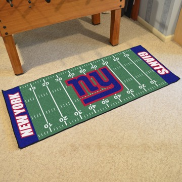 Picture of NFL - New York Giants Football Field Runner