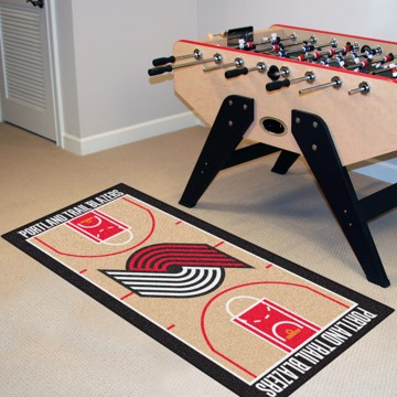 Picture of NBA - Portland Trail Blazers NBA Court Runner