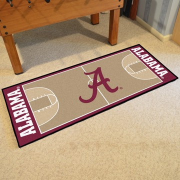 Picture of Alabama NCAA Basketball Runner