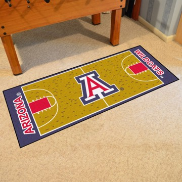 Picture of Arizona NCAA Basketball Runner