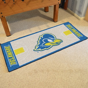 Picture of Delaware NCAA Basketball Runner