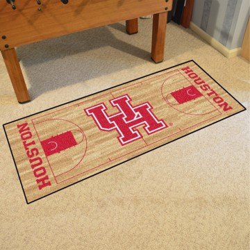 Picture of Houston NCAA Basketball Runner