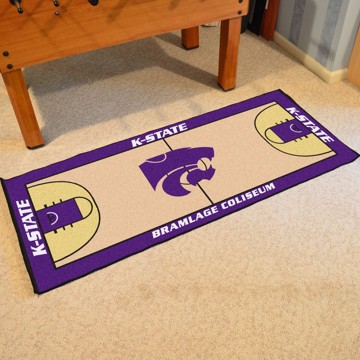 Picture of Kansas State NCAA Basketball Runner