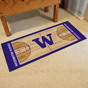 Picture of Washington NCAA Basketball Runner