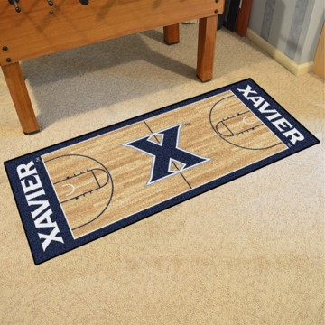 Picture of Xavier NCAA Basketball Runner