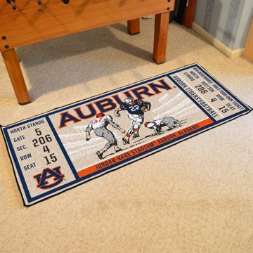 Picture of Auburn Ticket Runner