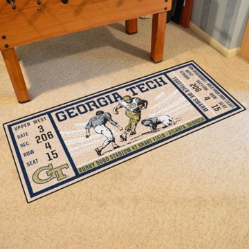 Picture of Georgia Tech Ticket Runner