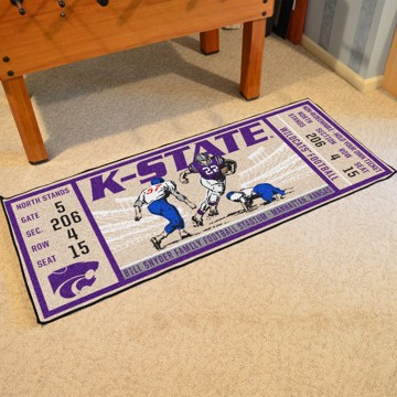 Picture of Kansas State Ticket Runner