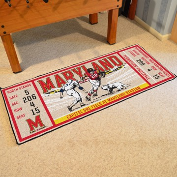 Picture of Maryland Ticket Runner
