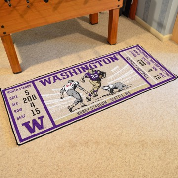 Picture of Washington Ticket Runner