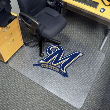 Picture of MLB - Milwaukee Brewers Chair Mat