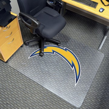 Picture of NFL - Los Angeles Chargers Chair Mat