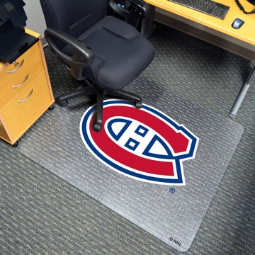 Picture of NHL - Montreal Canadiens Chair Mat