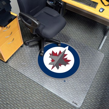Picture of NHL - Winnipeg Jets Chair Mat