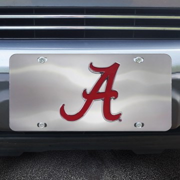 Picture of Alabama Diecast License Plate