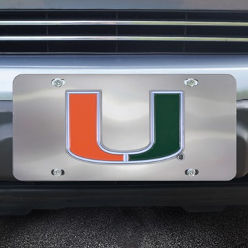 Picture of Miami Diecast License Plate
