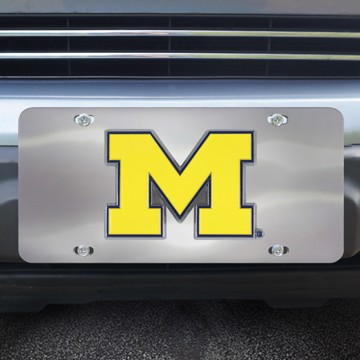 Picture of Michigan Diecast License Plate