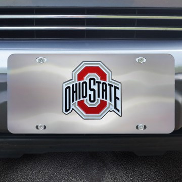 Picture of Ohio State Diecast License Plate