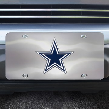Picture of NFL - Dallas Cowboys Diecast License Plate