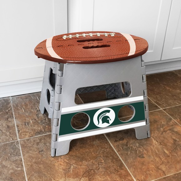 Picture of Michigan State Folding Step Stool