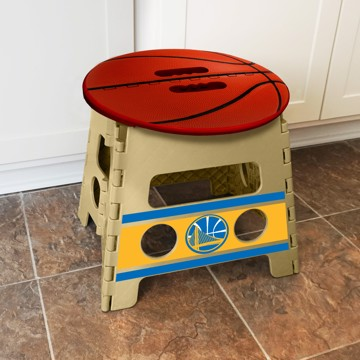 Picture of NBA - Golden State Warriors Folding Step Stool
