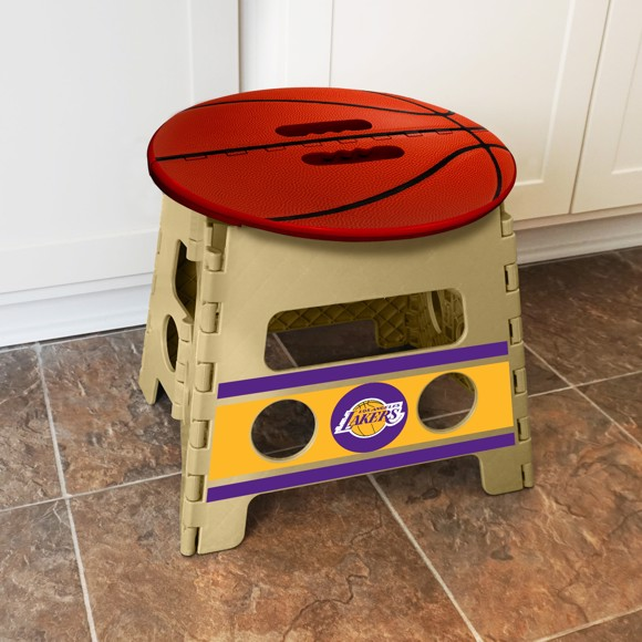 Picture of NBA - Los Angeles Lakers Folding Step Stool