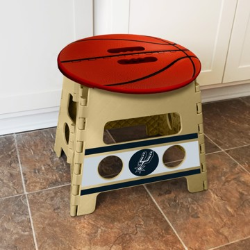 Picture of NBA - San Antonio Spurs Folding Step Stool