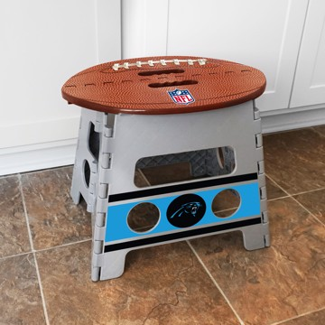 Picture of NFL - Carolina Panthers Folding Step Stool
