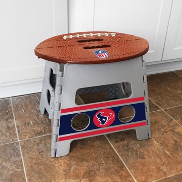 Picture of NFL - Houston Texans Folding Step Stool