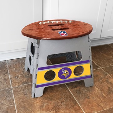 Picture of NFL - Minnesota Vikings Folding Step Stool