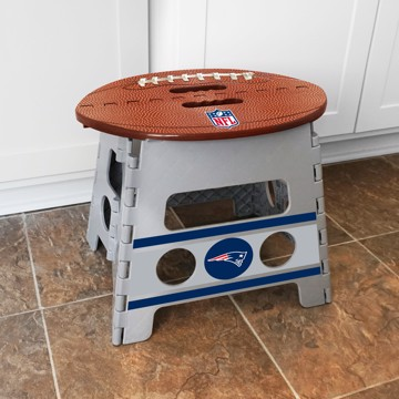 Picture of NFL - New England Patriots Folding Step Stool