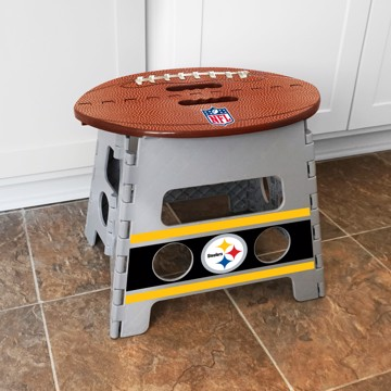 Picture of NFL - Pittsburgh Steelers Folding Step Stool