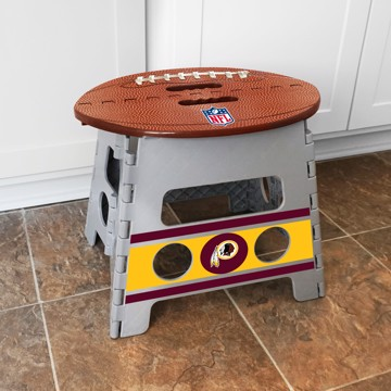 Picture of NFL - Washington Redskins Folding Step Stool