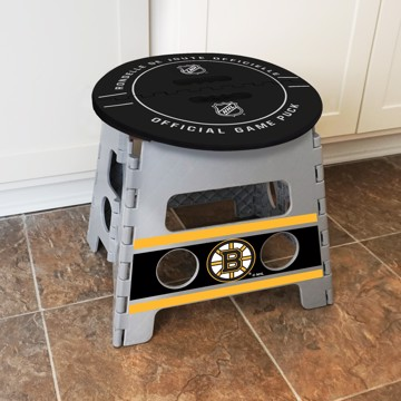 Picture of NHL - Boston Bruins Folding Step Stool