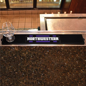 Picture of Northwestern Drink Mat
