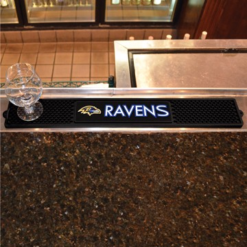 Picture of NFL - Baltimore Ravens Drink Mat